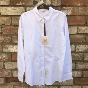 Brooks Brothers Collared Button Nine - Nine Shirt